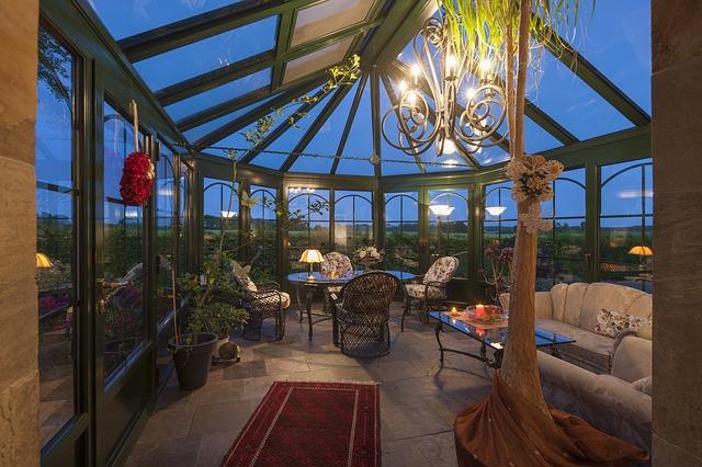 veranda, extension à moindre cout